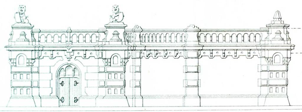 1874, detail tekening bestek nr. 593