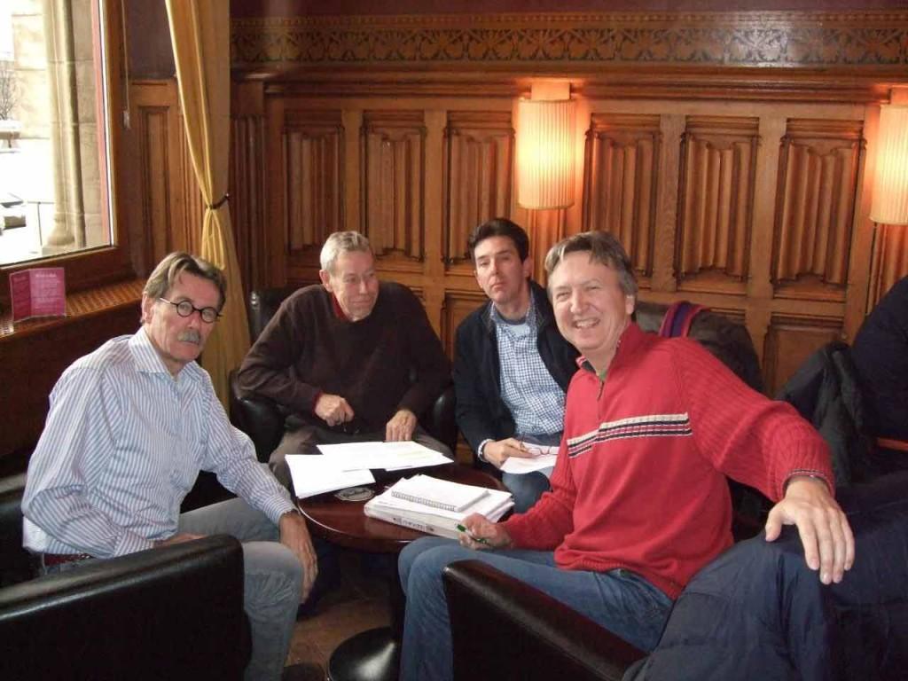 oprichtingsvergadering 9 januari 2010