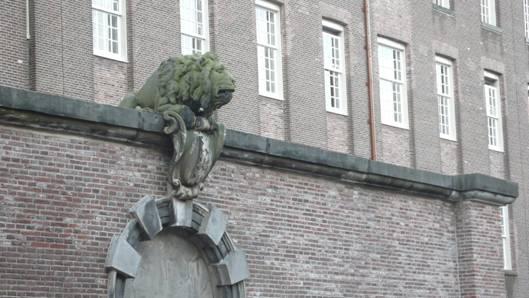 valse leeuw Amsterdam Kerkstraat tegenover 159 (tip Jan Jaap Berkhout) (2)