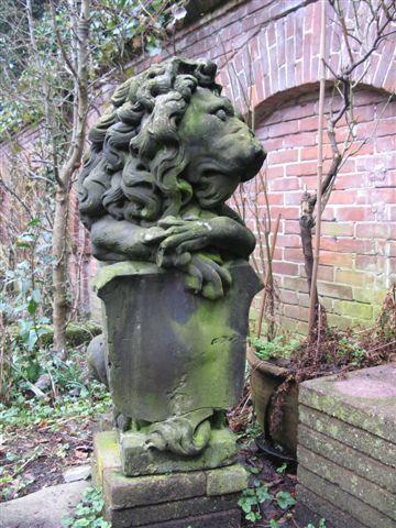 valse leeuw Delft (1)